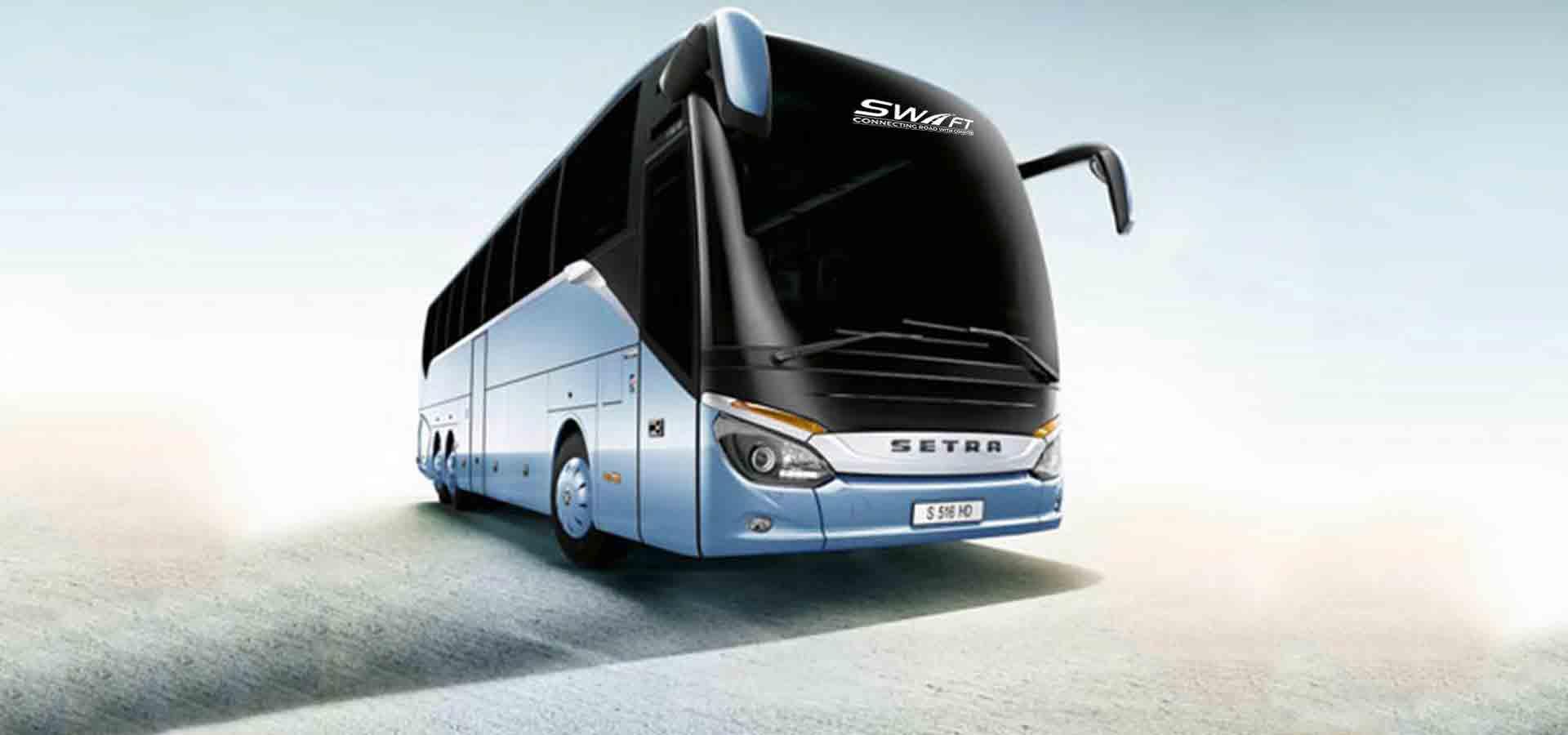 UAE's Best Bus Rental Services