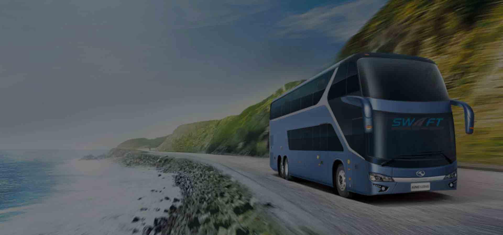 We Provide Best Bus Rental Solutions